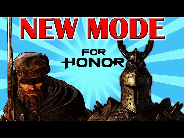 [For Honor] Dance of Death! - Trying out the new mode