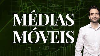 Médias Móveis - Série Indicadores da Análise Técnica