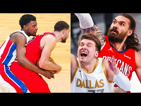 Most HEATED NBA Moments of 2021 Part 3