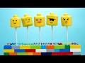LEGO MARSHMALLOW POPS ft iJustine! - NERDY NUMMIES