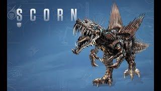 Transformers A.o.e. all Scorn scenes