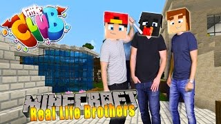 Realistic Minecraft -  FAMILY REVEAL VLOG -  Little Baby Max