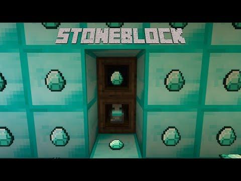 Xxx Mp4 StoneBlock DIAMONDS FOR DAYS E13 Modded Minecraft 3gp Sex