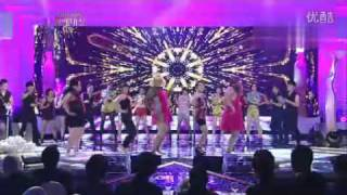 111225 Fiction, Bubble Pop, Love is Move & Roly Poly (Cover dance) @ KBS Entertainment Awards 2011