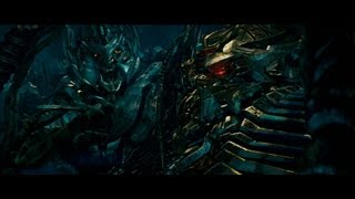 Transformers : Revenge of the Fallen Scene Nemesis  (1080pVO)