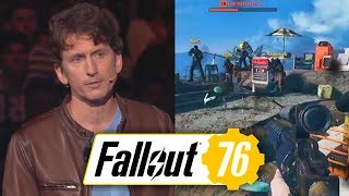 Fallout 76 Full Reveal Event! New Gameplay, Release Date, Beta, Setting & Much More! (E3 2018)