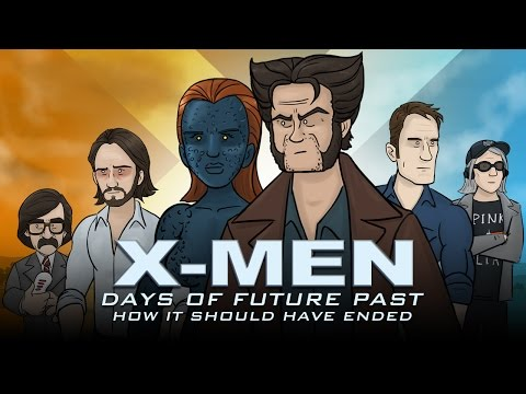 Xxx Mp4 How X Men Days Of Future Past Should Have Ended 3gp Sex