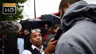 P1 - Twisted Talks! Mohammed Hijab & Abdul Hamid Vs Canadian Preacher | Speakers Corner | Hyde Park