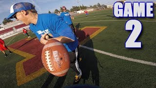 CRAZIEST FOOTBALL GAME EVER! | On-Season Football Series | Game 2