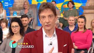 L'oroscopo di Paolo Fox - I Fatti Vostri 23/05/2018