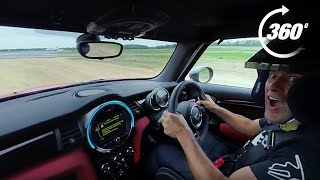 360° New Top Gear Track With Chris Harris | Top Gear