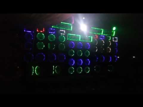 DJ rainbo sound DJ box