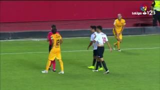 Highlights Sevilla Atlético vs UCAM Murcia (1-1)