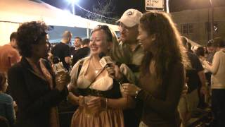 The German American Fest in Chicago