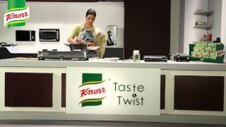 Knorr - Taste & Twist: Episode 8