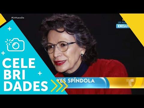 """Xxx Mp4 Patricia Reyes Spíndola """"Yalitza No Tiene Vocación"""" Un Nuevo Día Telemundo 3gp Sex"""