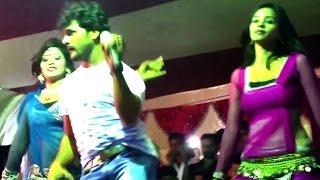 Khesari Lala Yadav Live Performance | DANCE