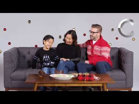 Parents Tell Their Kids Santa Isn t Real