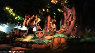 Splash Mountain (HD POV) Walt Disney World's Magic Kingdom