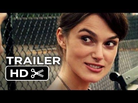Xxx Mp4 Begin Again Official Trailer 1 2014 Keira Knightley Adam Levine Movie HD 3gp Sex
