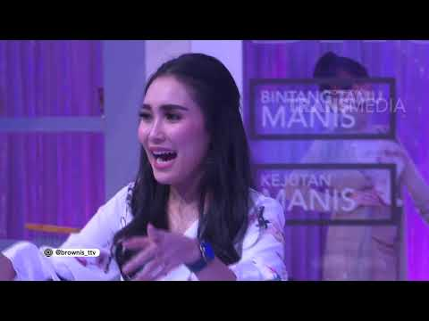BROWNIS TONIGHT - Kocaak !! Ayu Kaget Hp nya Di Banting Ruben (10518) Part  1