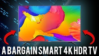 """A Fully Loaded 65"""" 4K HDR TV for Under $600! 