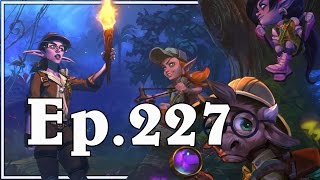 Funny And Lucky Moments - Hearthstone - Ep. 227