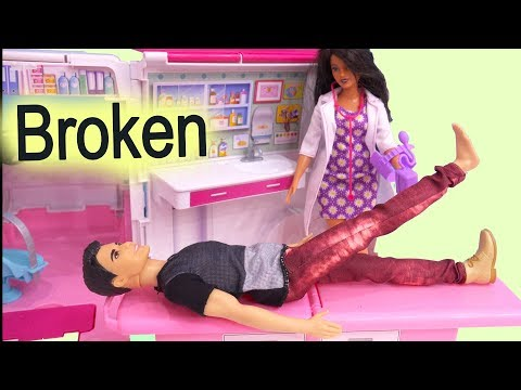 Xxx Mp4 911 Call Part 2 Barbie Ambulance Care Clinic Car Cookie Swirl C Video 3gp Sex