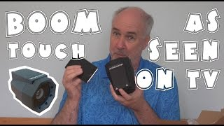 BoomTouch- As Seen On TV Music Booster | EpicReviewGuys CC