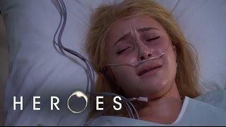 Eclipse - Claire Flatline // HEROES S03 E11 - The Eclipse
