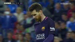 Lionel Messi vs Malaga CF (Away) 08.04.2017   UHD 4K