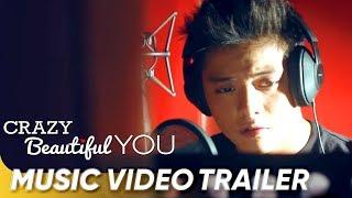 Crazy Beautiful You Music Video Trailer