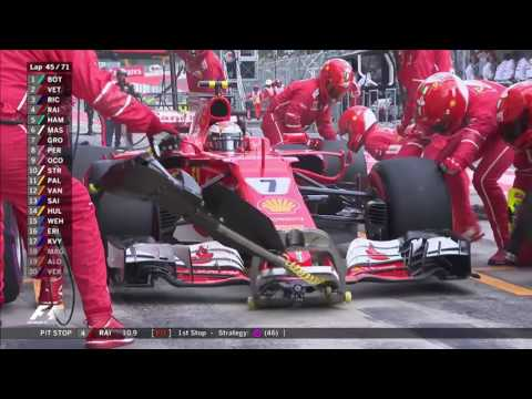 2017 Austrian Grand Prix | Race Highlights