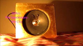 Home Made Bass Speaker [HD 1080p]