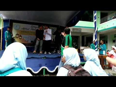 Kelangan || Milad  HUT  Ulang Tahun Assalamah 28th 4 Feb 2017 || Keyboardis Cilik || Holic