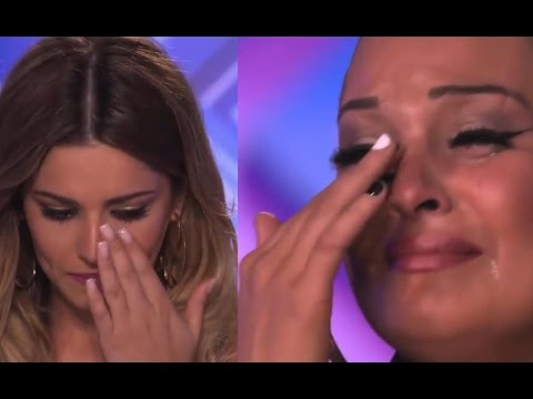 TOP 7 Try NOT To Cry EMOTIONAL AUDITIONS