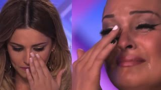 """TOP 7 """"Try NOT To Cry"""" EMOTIONAL AUDITIONS!"""
