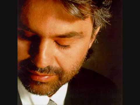 Andrea Bocelli Por ti volare