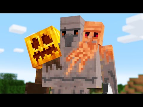 We Remade the Minecraft Iron Golem from Scratch