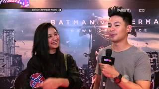Mikha Tambayong dan Fero Walandouw Terlibat Project Film Bersama