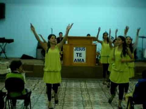 coreografia gospel