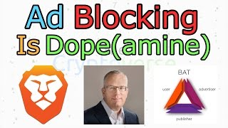 Ad Blocking Is Dope (amine) feat. Brendan Eich From Brave Software  (The Cryptoverse #257)