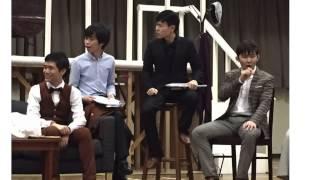 [KEVII Chinese Drama AY14/15] 致即将毕业的Senior们