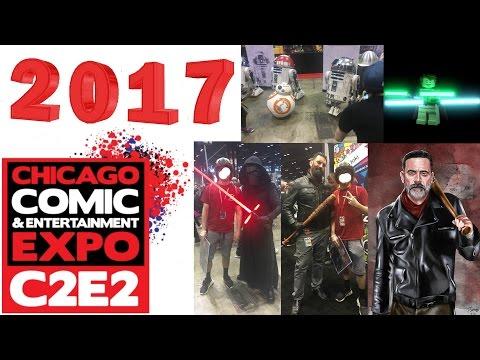Comic Con Chicago