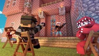 Minecraft Animation - MOM JOKES!