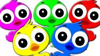 Duck Song | Video For Toddlers | Kindergarten Nursery Rhymes For Children by Kids Tv