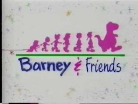 Barney Theme Song Modern Mix Version 2