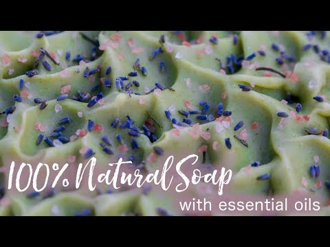 100 Natural Soap with Essential Oils Royalty Soaps