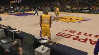 NBA 2K13 My Career - Kobe Drops 42