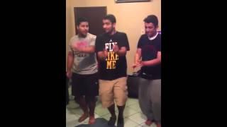 رقص #كيك..نمر الحسوون♥